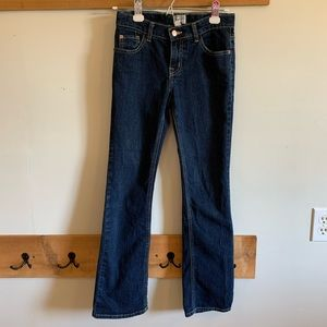 Children's Place Jeans. Bootcut Stretch. Size12